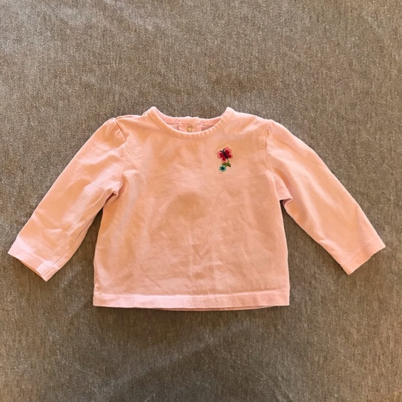 Other - 12M girls' long sleeve.